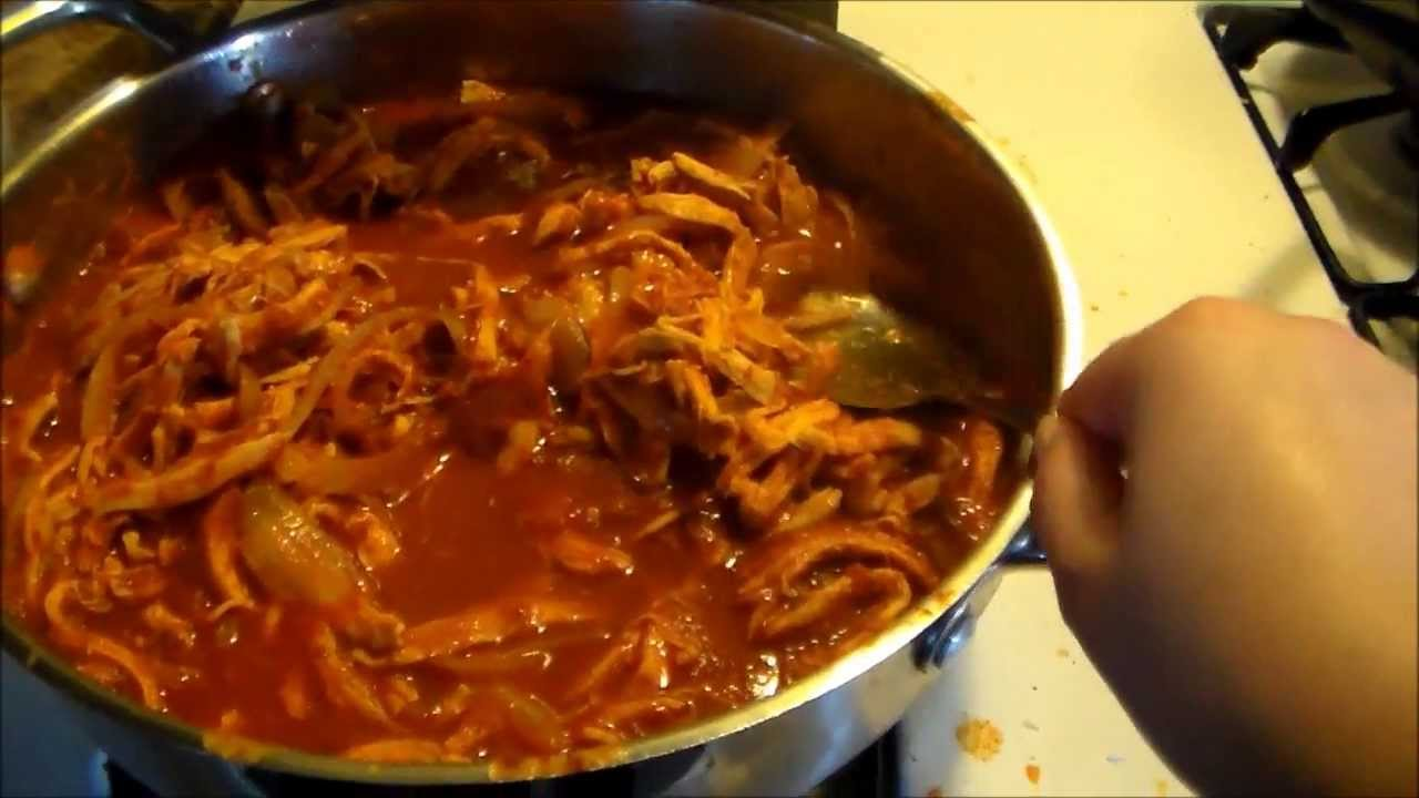 como hacer tinga de pollo comidas faciles mexicanfood