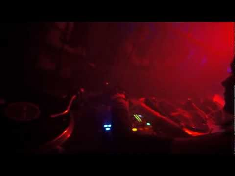 YUKA @ ALL YOU NEED IS EARS Tresor.Berlin 24.08.12 PART 1