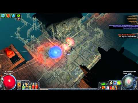 Path Of Exile: Death And Tax Time for revenge Feat: The Hooker