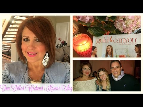 The Interview, Fun Time with Friends & My Favorite Candles | Karen's Vlog