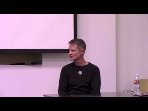 Advice To Sports Parents From Basketball Coach Steve Kerr