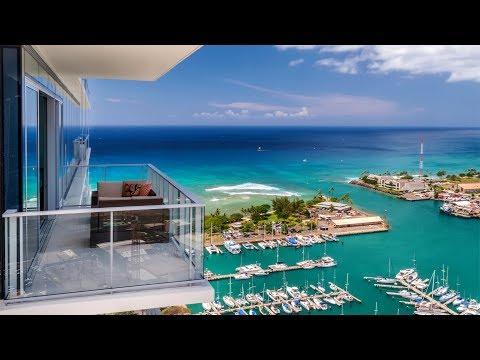 Waiea Luxury Condo PH3203, 1118 Ala Moana Blvd, Honolulu, Hawaii 96814
