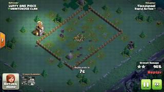 Funny clip coc versus base