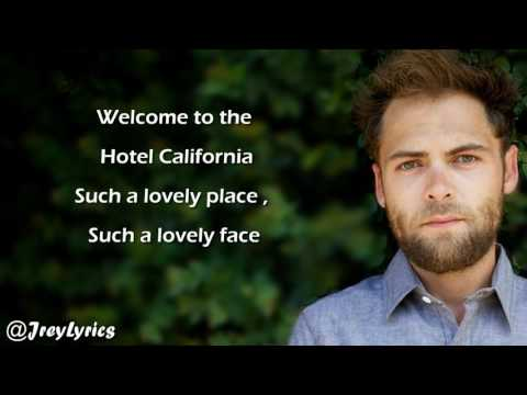 Passenger - Hotel California (Lyrics)