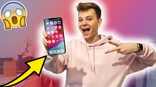 WHAT'S ON MY IPHONE XS MAX?😱📱 | Dominik Rupiński