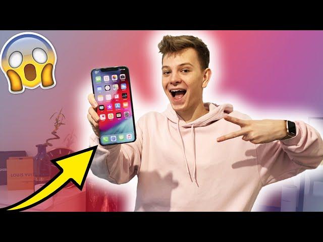 WHAT'S ON MY IPHONE XS MAX?😱📱 | Dominik Rupiński