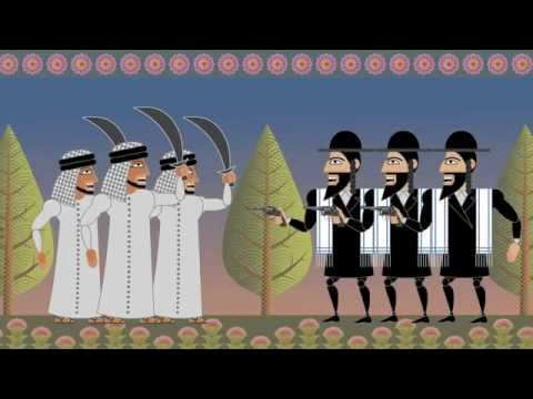 İsrail'i anlatan en iyi animasyon