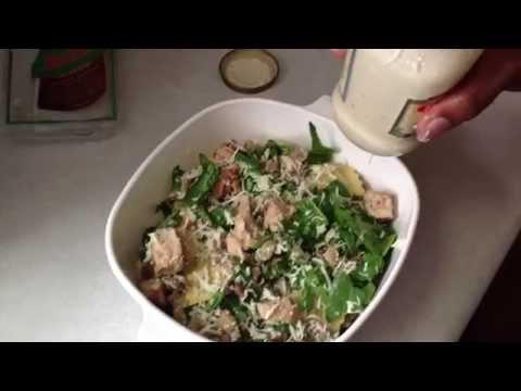 Ravioli Bianca Bake Dinner (A Publix Recipe)