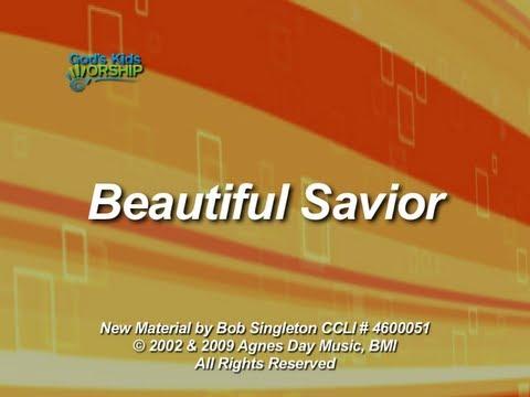 Kids Worship Songs: Beautiful Savior