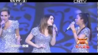 综艺盛典- [综艺盛典]歌曲《月亮代表我的心》 演唱:朱之文 五洲辣妹