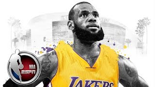 How LeBron James to Lakers captivated the 2018 NBA offseason | ESPN