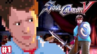 SoulCalibur V - Episode 1 - Character Creation