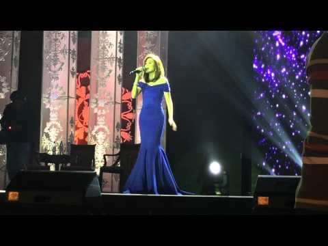 Toni Gonzaga sings