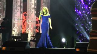 "Toni Gonzaga sings ""Stand Up for Love"" (original by Destiny"