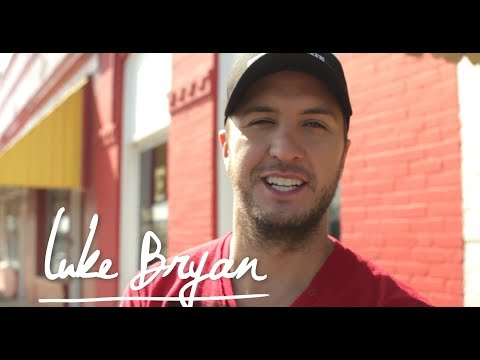 Where I'm From with Luke Bryan