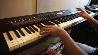 Africa-toto  piano cover!! Video