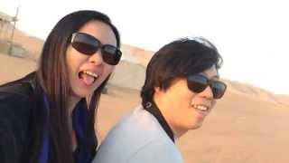 Red Sand Trip 2015, Riyadh, KSA