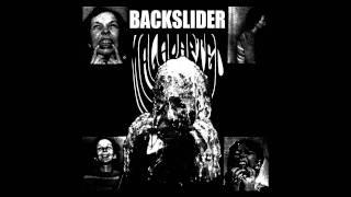 Backslider - White Paranoia