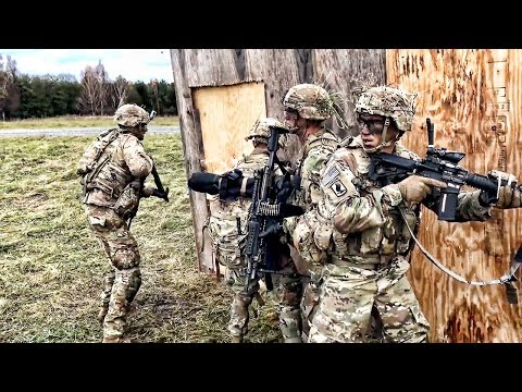 Platoon Attack • Live-Fire Exercise U.S. Army