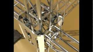 Truss 3D model | Architectural Details 3D Models | max, 3ds, obj, c4d, lwo