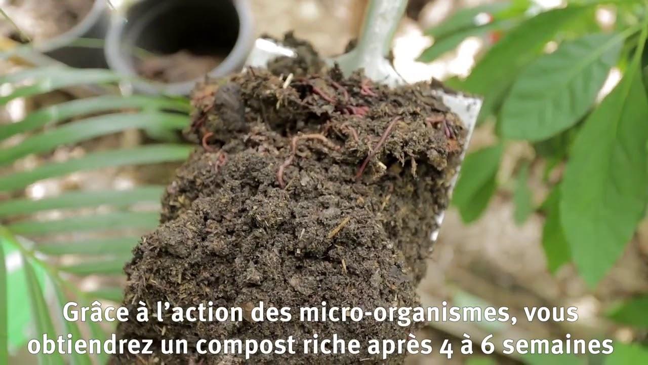 Mini Composteur Cuisine Urban Composter 15l Accelerateur De Compost Garantia