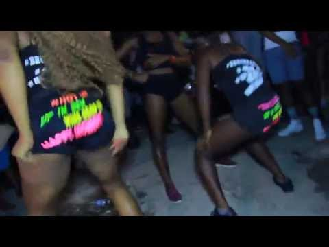 TUESDAY NIGHT ON THE ROAD THE DANCE SEEN IN JAMAICA  Hype 'Boasy Tuesday'