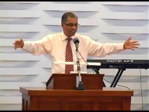Rev.Dr.Tissa Weerasingha - Calvary Church Sri Lanka - God Uses Ordinary People