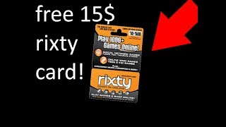 How to get a rixty code by watching videos and offers
