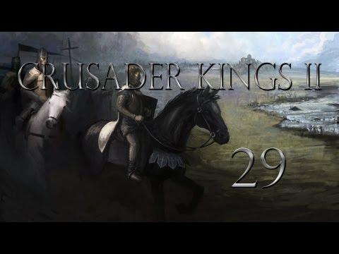 We Shall Play Crusader Kings II Teil 29 - Süd gegen Nord (Deutsch/Expert Let's Play)