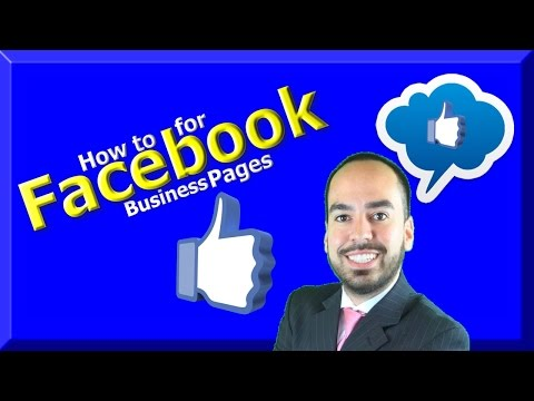 How do i like a page on facebook as my business