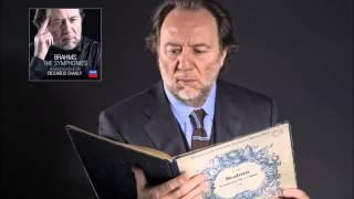 Riccardo Chailly - Brahms Tragic Overture CLIP