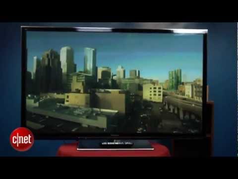 Panasonic GT50 series plasma TV