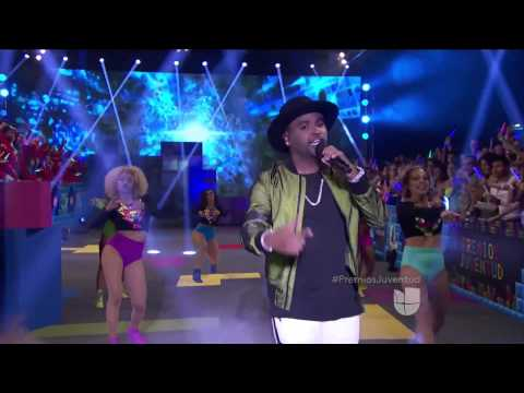 Zion y Lennox - Pierdo la Cabeza (Premios Juventud 2015)