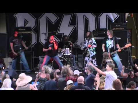ACDC Tribute Band - BCDC - Thunderstruck (Sun Peaks 2010)