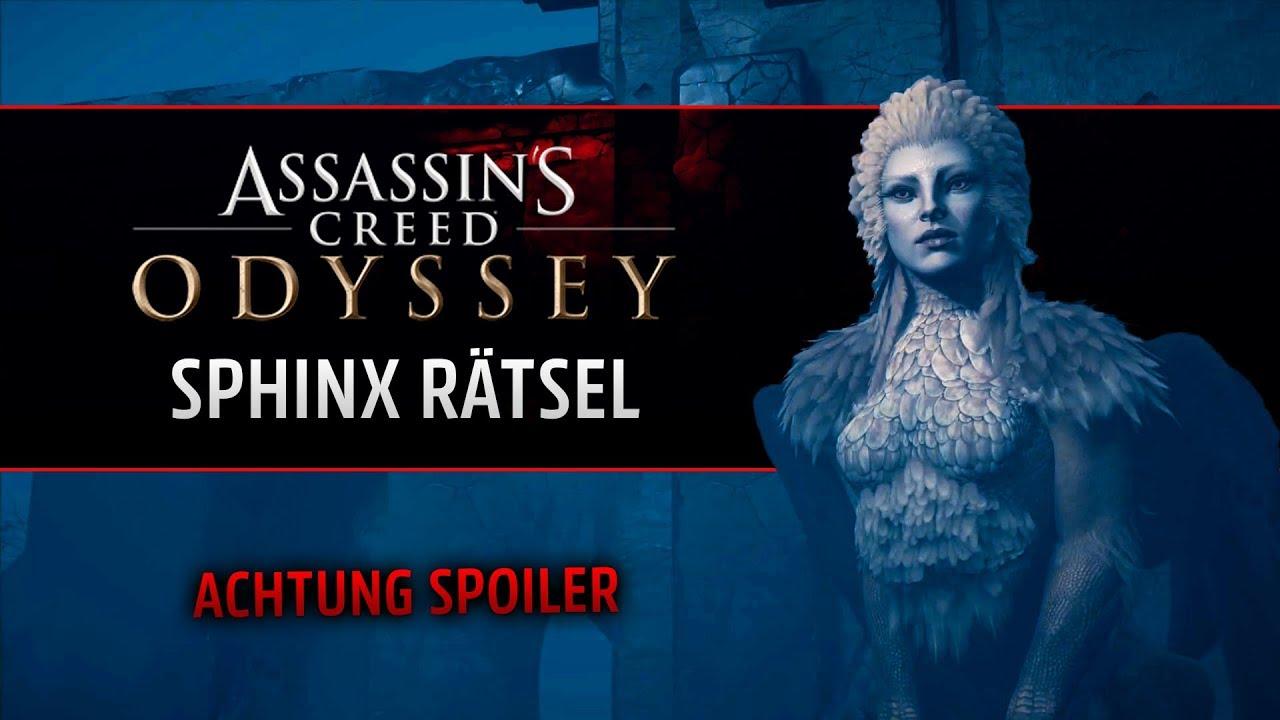 Die Sphinx - Lösung und Location | Assassin's Creed Odyssey