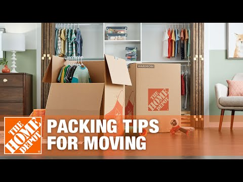 Packing Tips For Moving Furniture | The Home Depot