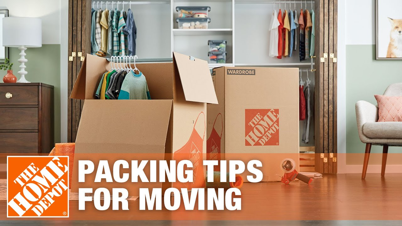 Packing Tips For Moving Furniture