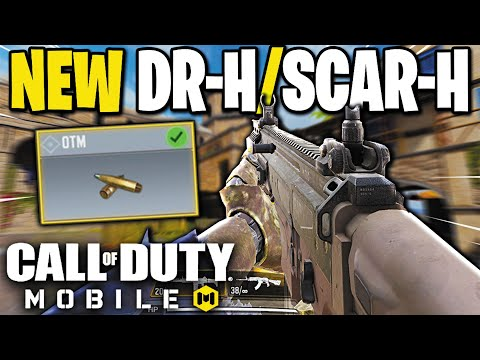 This Attachment Is Overpowered On The New Dr H Scar H In Call Of