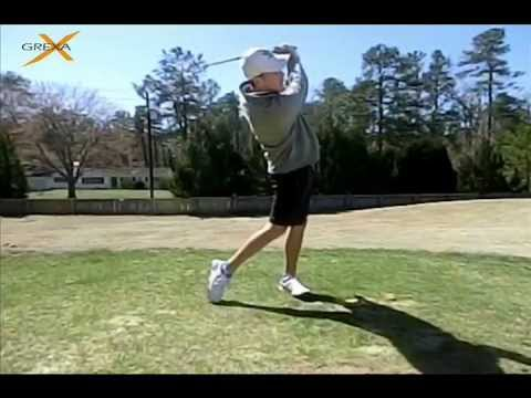 how to draw or fade a golf ball