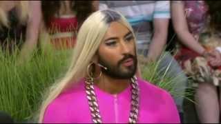 Бородатая Блондинка в Давай Поженимся 18 09 2013 HD 720p