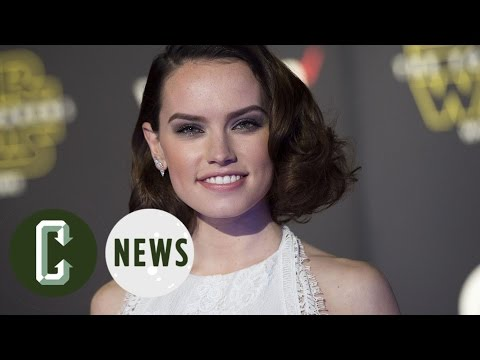 Daisy Ridley Gets Herself Another Franchise