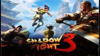 Shadow Fight 3 мультик для детей игра  бой с тенью 3 видео для детей #Мобильные игры