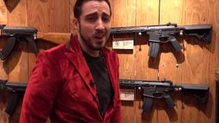 Echo 1 Shot Show 2017 - New Gas M870 Shotguns