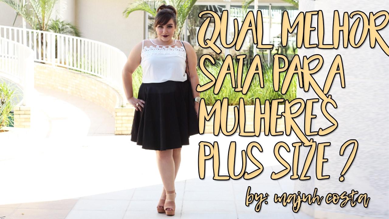dcc1007cb7 Dicas De Moda Para Mulheres Plus Size (2019) - YouTube