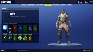 Fortnite Tutorial: How To Take OFF Skin, Back Bling or Contrail!!