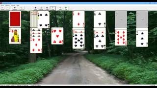 How to Play Gold Rush Solitaire