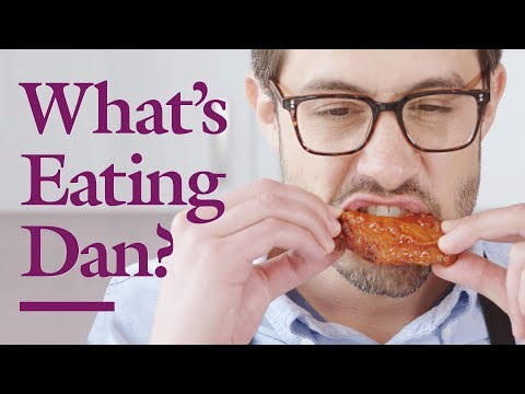Why Wings Are Actually White Meat And How To Make The Best Wings | Wings | What's Eating Dan?