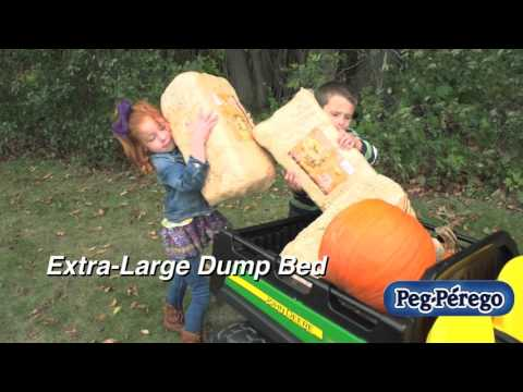 Ride-On Toy - John Deere Gator 6x4 by Peg Perego