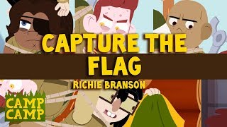 Camp Camp Soundtrack: Capture The Flag - Richie Branson | Rooster Teeth