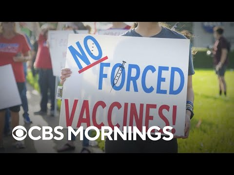 Some first responders are quitting over vaccine mandates